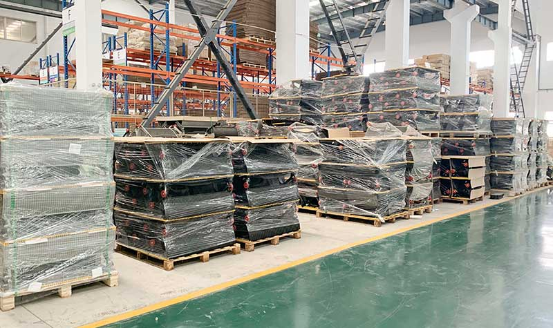Escalator Parts Warehouse