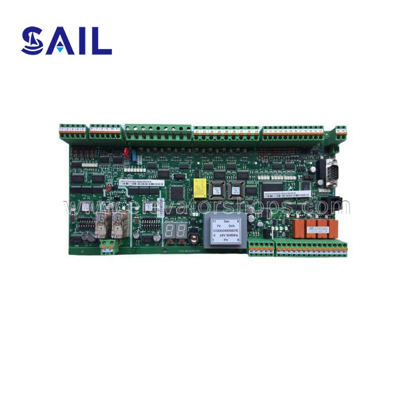 Kone Escalator EMB 501-B Main Board;KM51070342G03