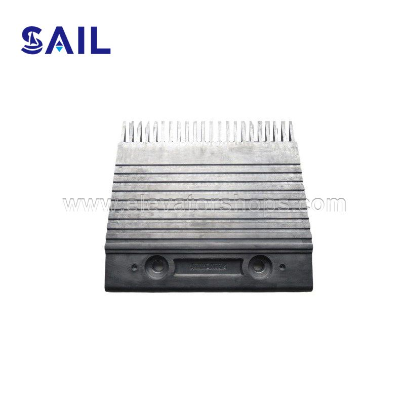 Kone Escalator Complete-Aliminum RTV Comb Plate DEE2209590