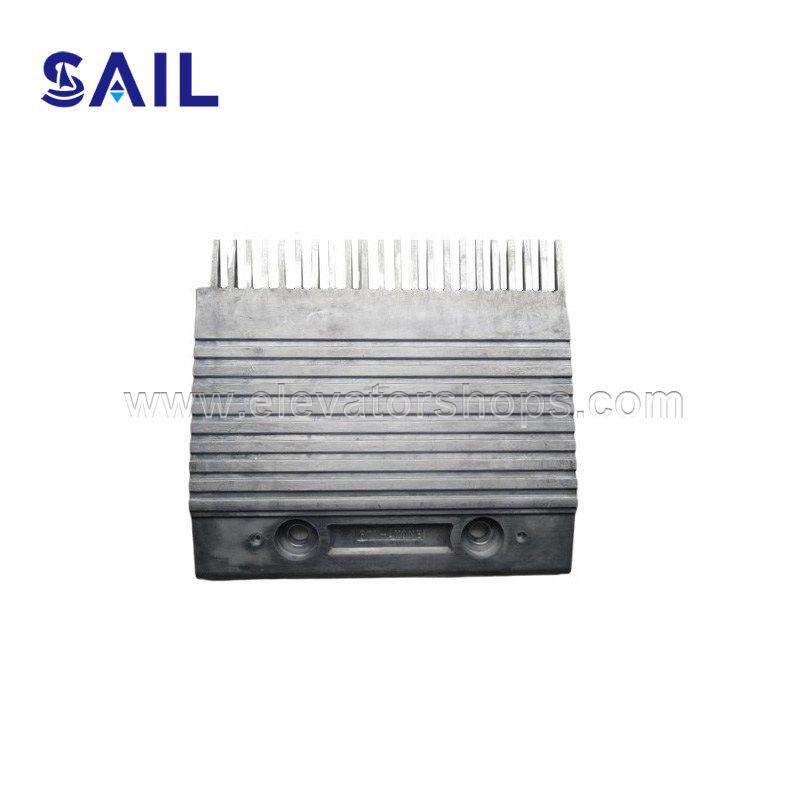Kone Escalator Complete-Aliminum RTV Comb Plate DEE2209592
