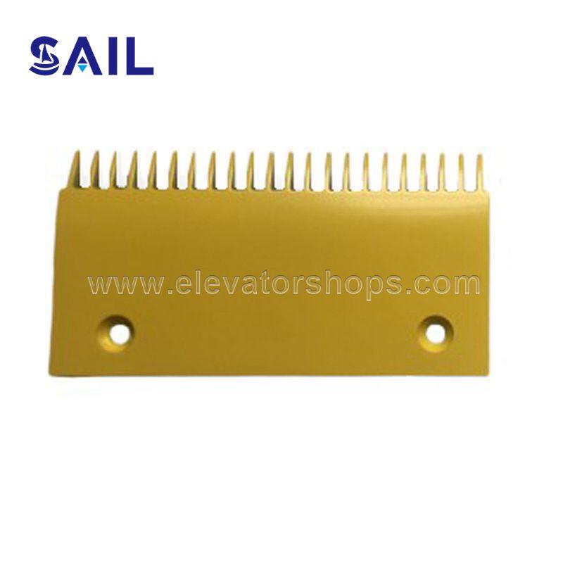 Schindler 9300 Complete-Aluminum Comb Plate