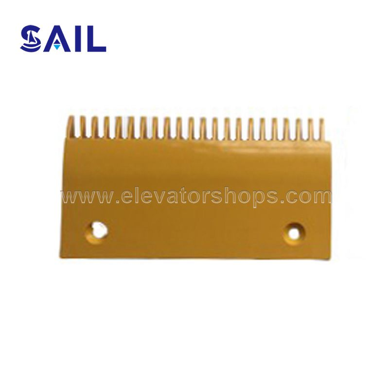 Schindler Escalator Yellow Plastic Combs SMR898462CP/SMR898462EP