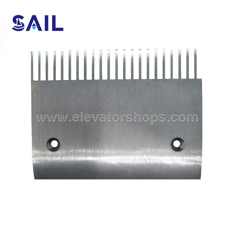 Schindler 9300/9500 Escalator Complete-Aluminum Combs RHS;50603617
