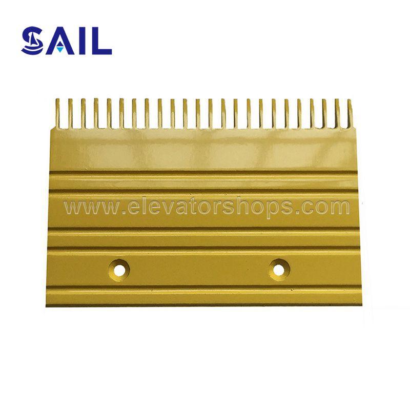 Otis Complete-Aluminum Comb Plate BM Series;GAA453BM