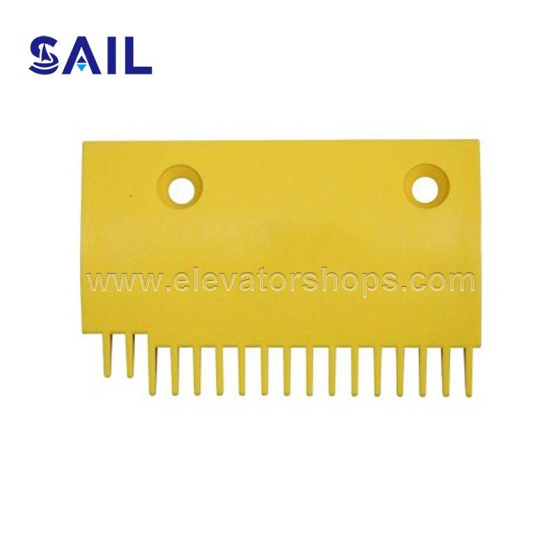 Sigma Escalator Travellator Aluminum Comb Plate DSA2000168-R