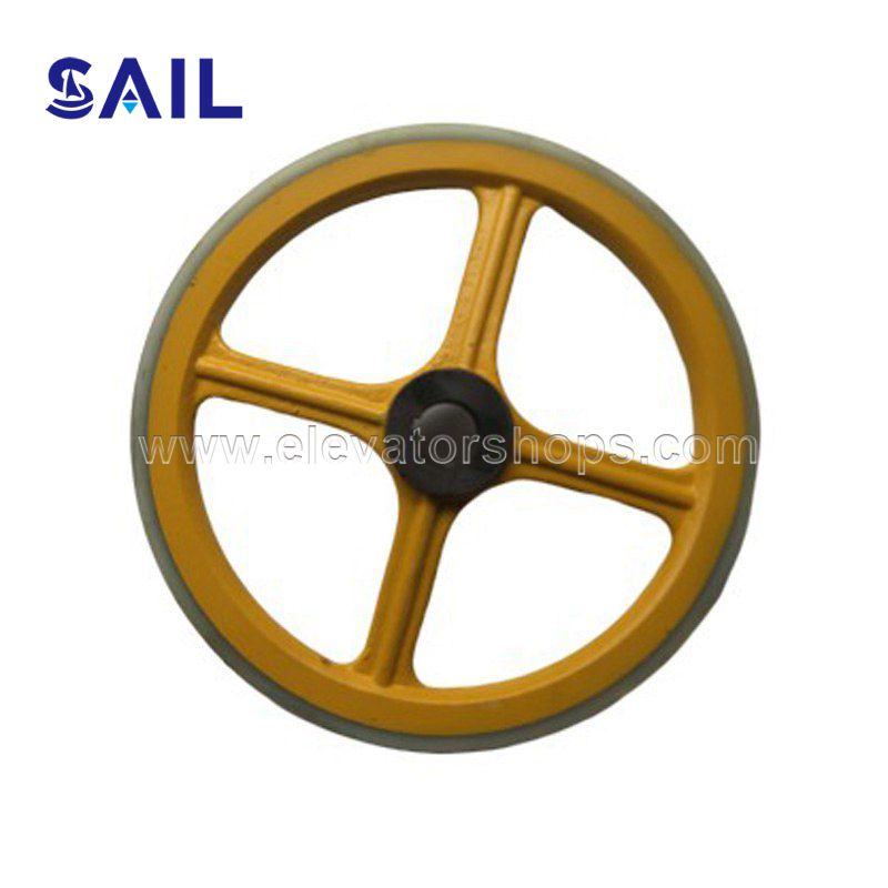 Sigma Escalator Friction Wheel 457mm