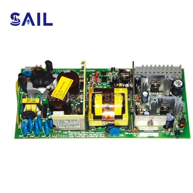 Schindler 3300 Elevator PSPS 415.Q PCB Board 590881