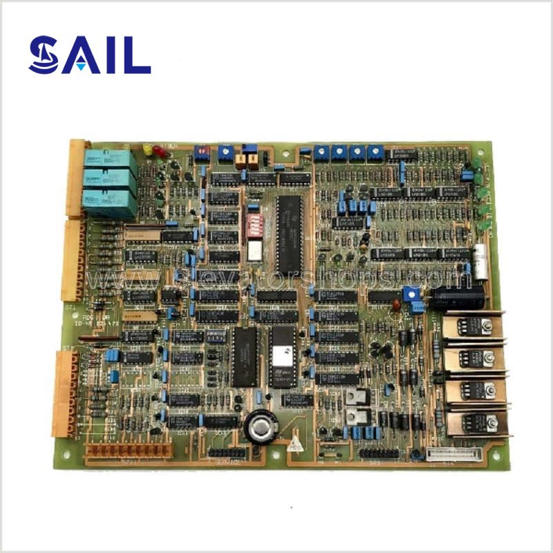 Schindler DS Elevator PCB Circuit RDS 3.QA Board ID 834423