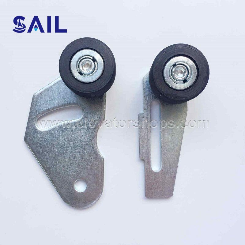 Kone Elevator Door Lock Roller With Bracket Unit