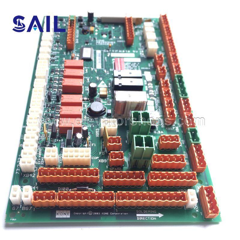 Kone Elevator LCE CCBN2 IC7 Board KM802890G11