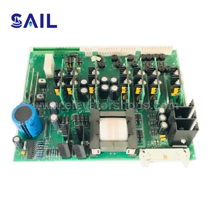 Kone Elevator Drive Card PCB DC/5 V3F Inverter Drive Board KM504268G01 504269H03