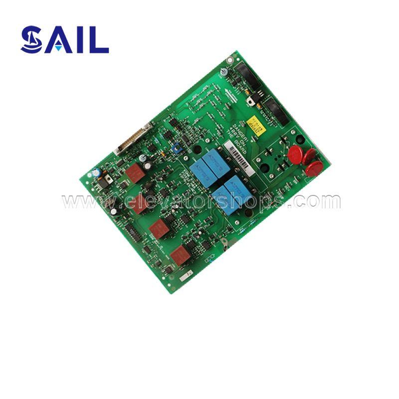 Kone Elevator Main Circuit Drive PCB Board   LCE V3F16 KM713930G01