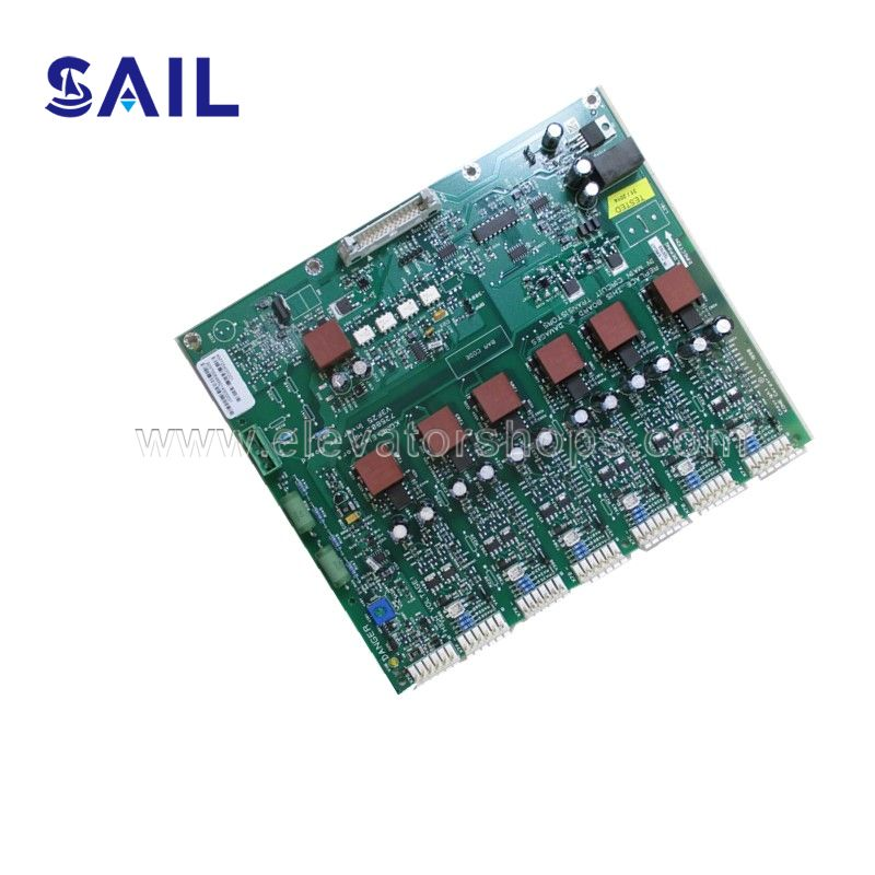 Kone Elevator Inverter PCB Board V3F25 V3F18 KM725800G01