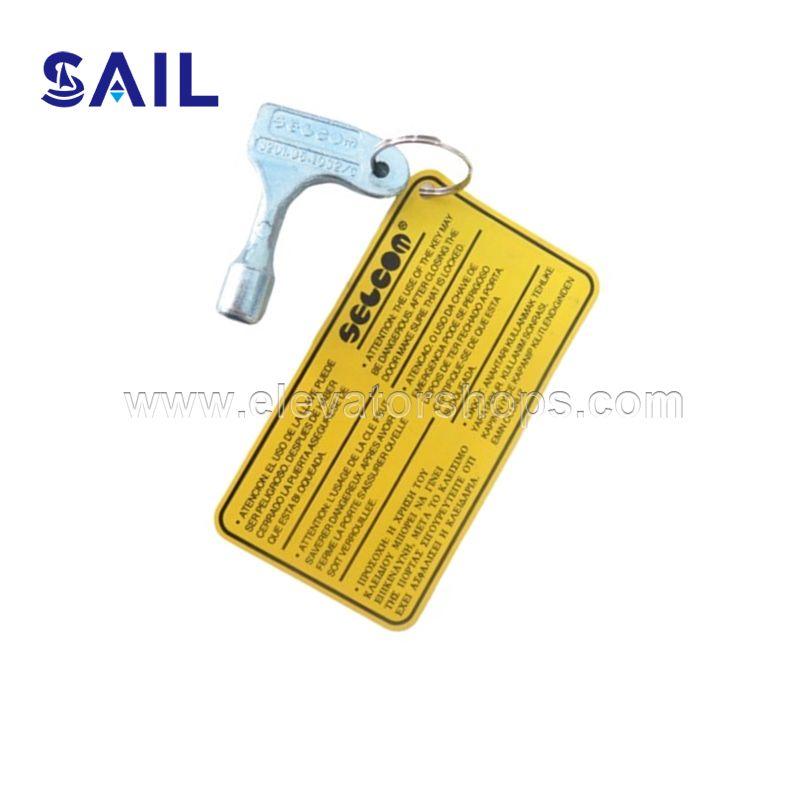 Kone Slecom Door Parts Triangle key