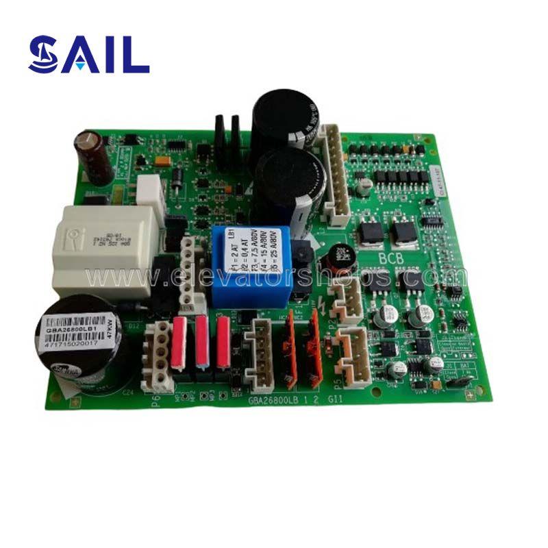 Otis GEN2 Elevator BCB Board GBA26800LB1