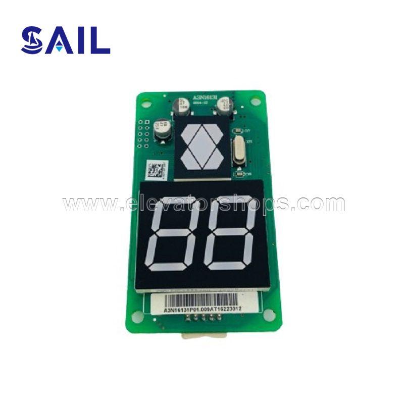 Kone Elevator LOP Display Board A3N54513 A3N54512 A3J16426-A4 A3