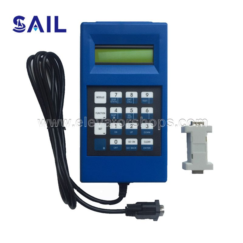 Otis Elevator Services Tool Blue Unlimited Type