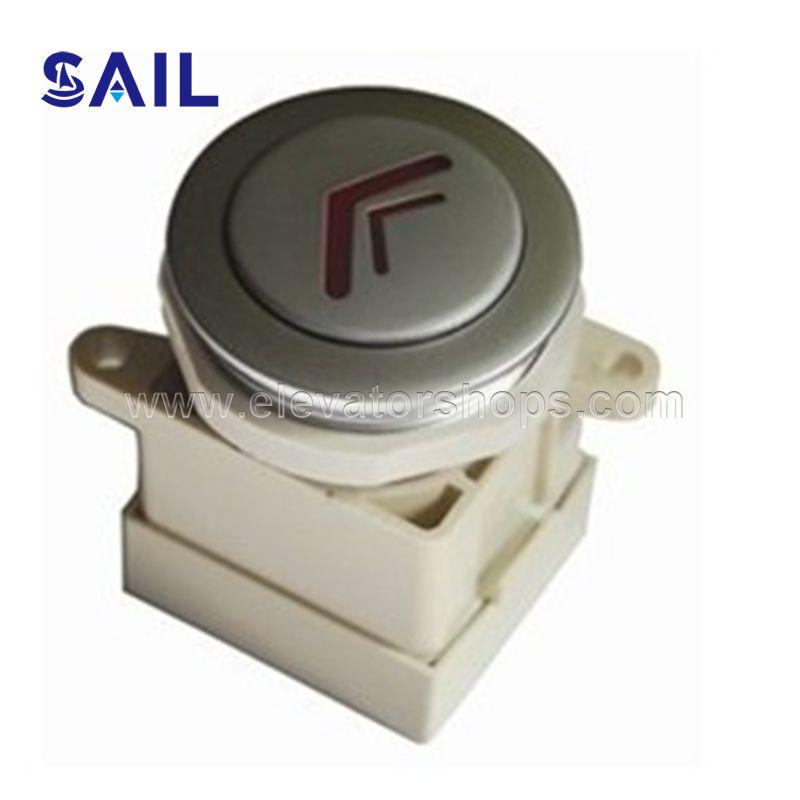 LG-Sigma Elevator Push Button MTD143
