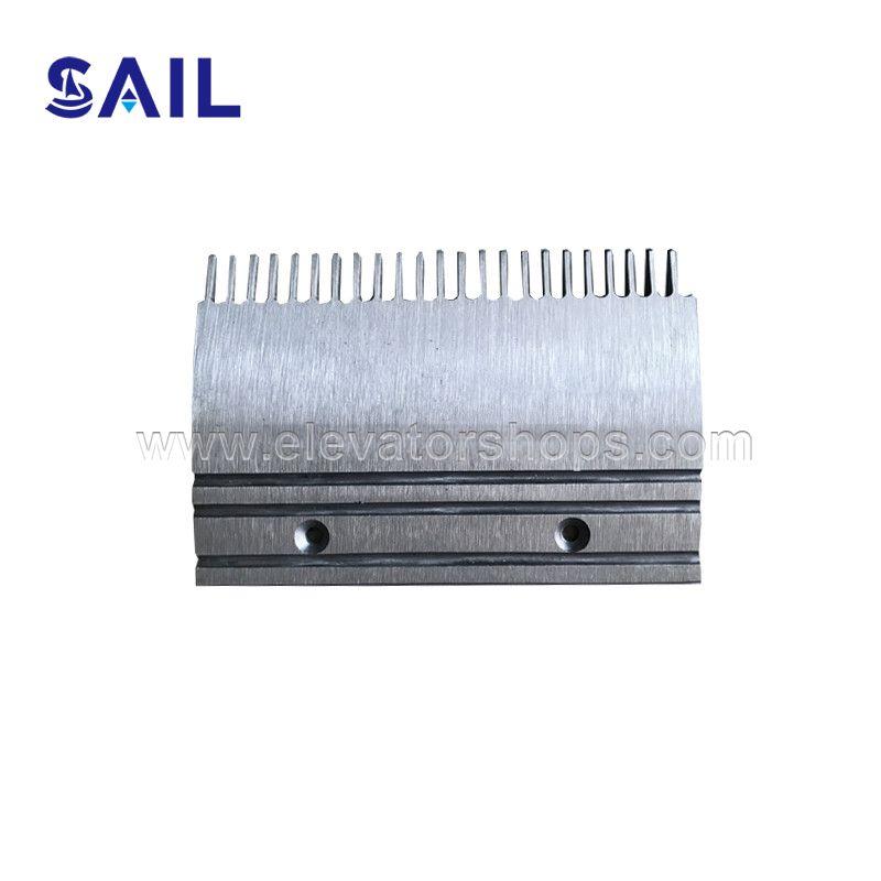 Otis Complete-Aluminum Comb Plate XAA453BJ Series