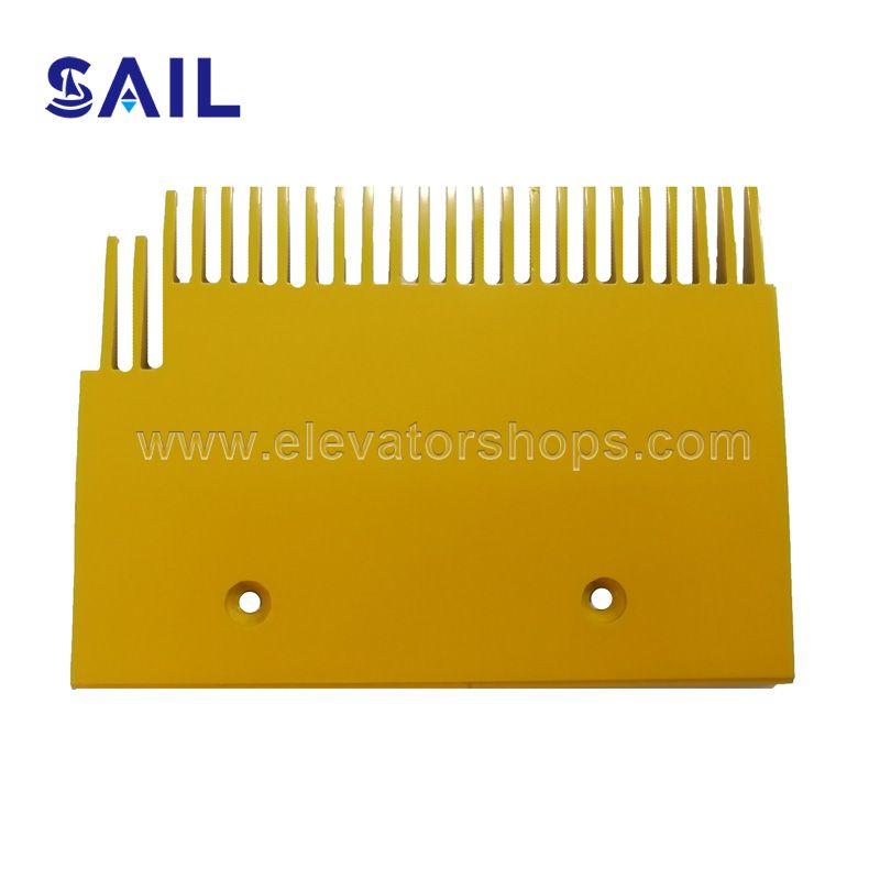 Otis Complete-Aluminum Comb Plate XAA453BV Series