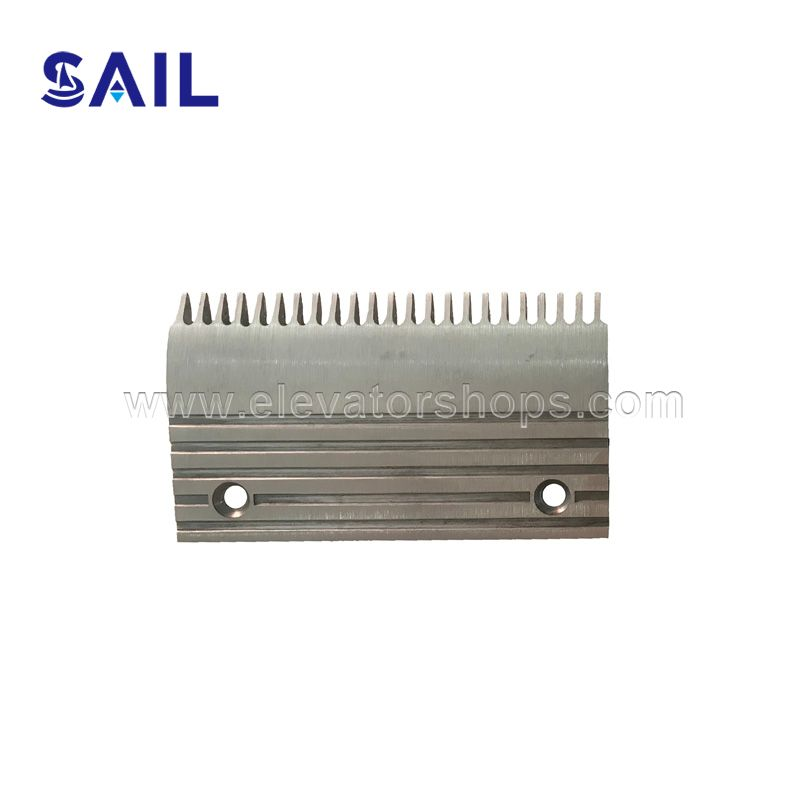 Otis Complete-Aluminum Comb Plate XAA453AB7