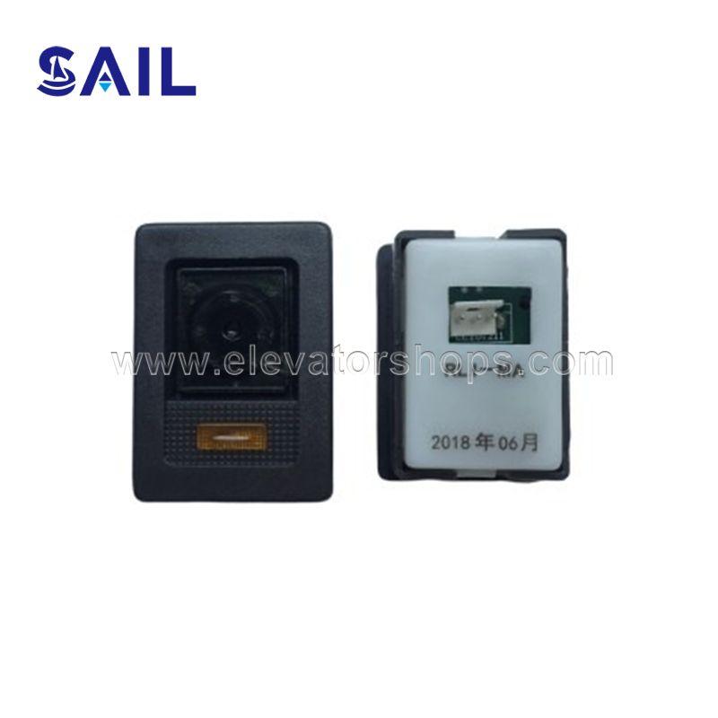Hitachi Elevator Square Push Button;GY-A/RL1-MA/RLI-MA