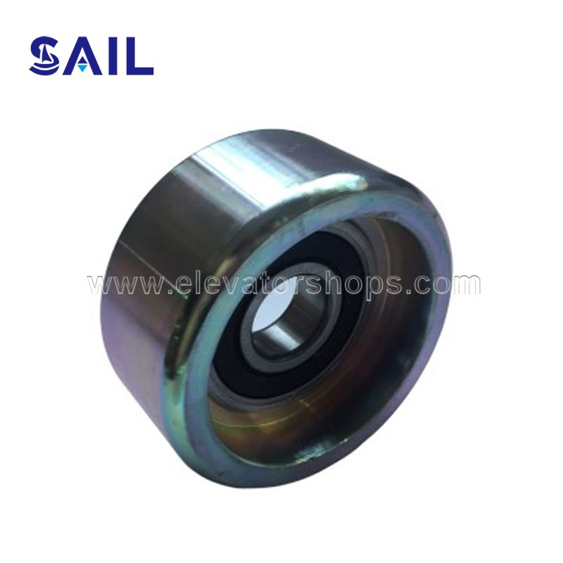 Schindler Anti Static Cluster Roller with Screw 75*35mm