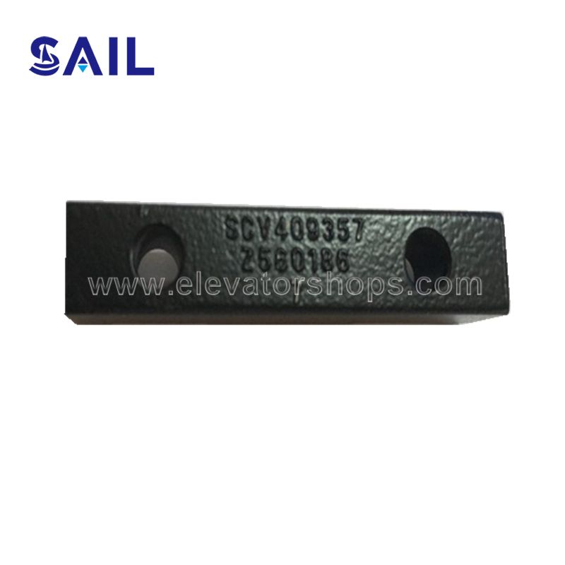 Schindler Escalator Handrail Guide Connection Parts SCV409357