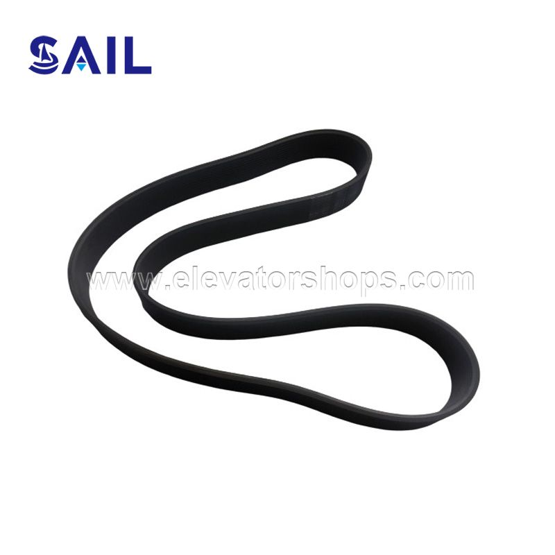 Schindler 9300 Escalator Poly V Belt L2080