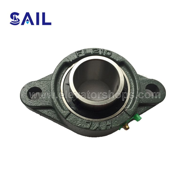 Schindler 9300 Flange Block Bearing HYC FL210