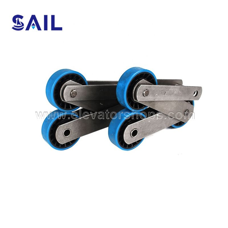 Schindler 9300AE Escalator Step Chain SMS50626368