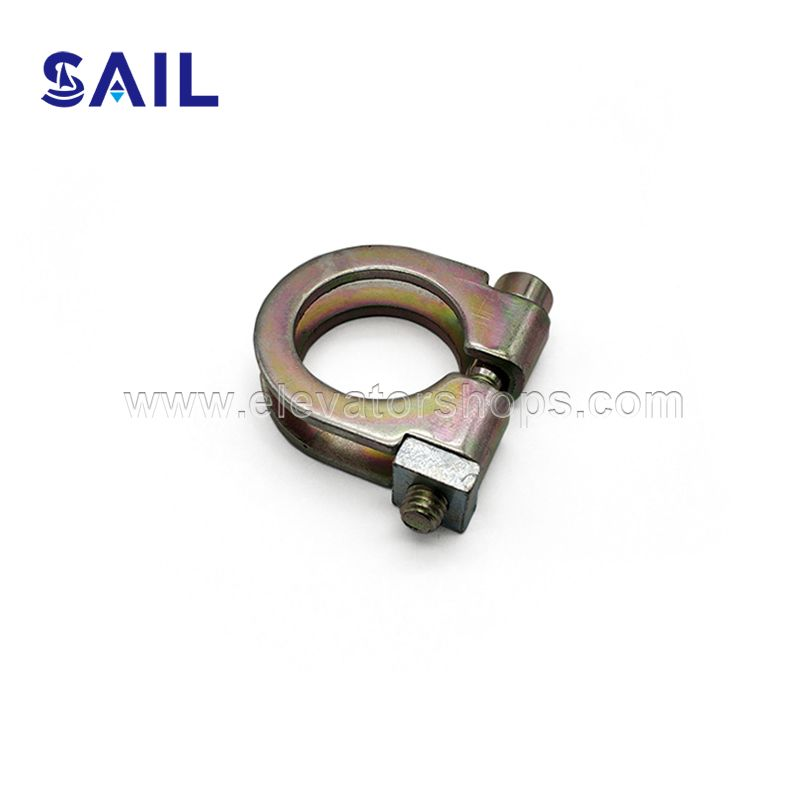 Schindler 9300 Escalator Step Chain Axle Clamp SMS244109