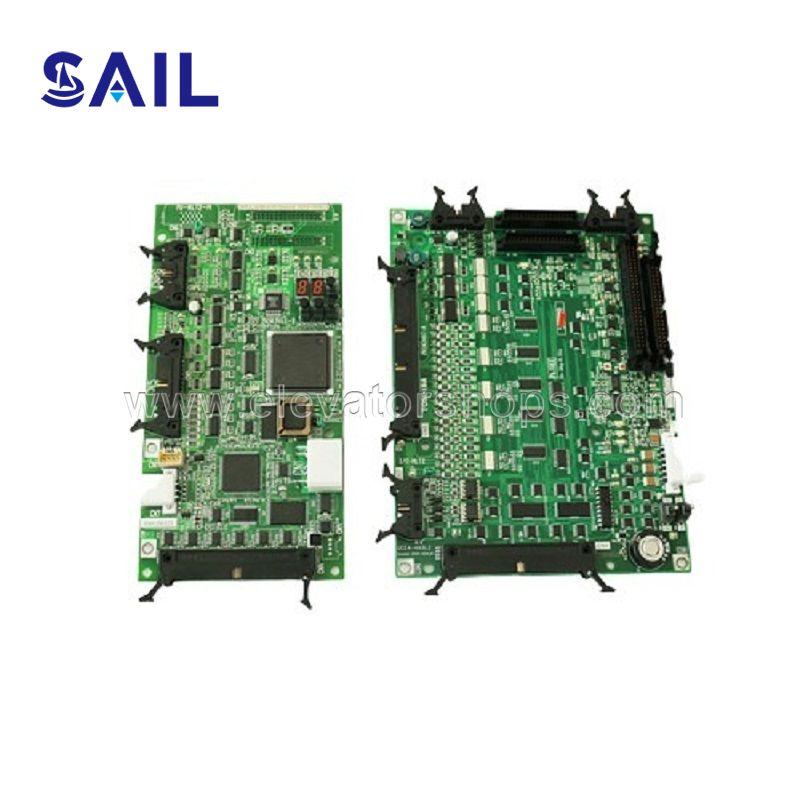 Toshiba Elevator PCB Board,CV330A I/O-MLT2 2N1M3487-A UCE4-443L2