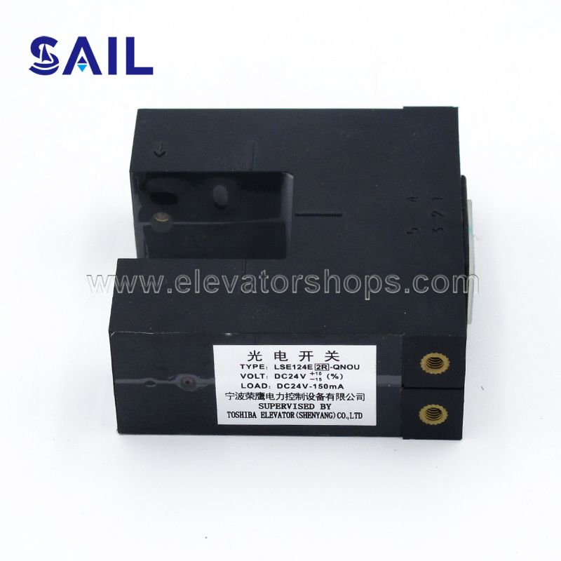 Toshiba Elevator Leveling Sensor LSE124D-QNOU/RNOU/QNOU1/QNOU2