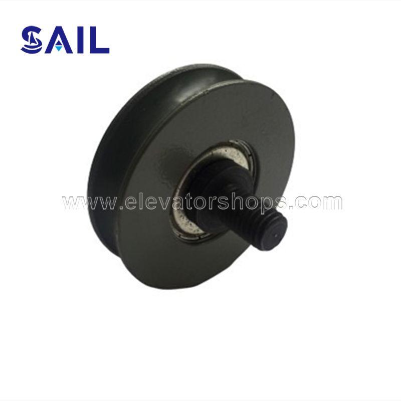 XIZI XIZI-Otis Elevator Door Hangar Roller 56mm*14mm-6201