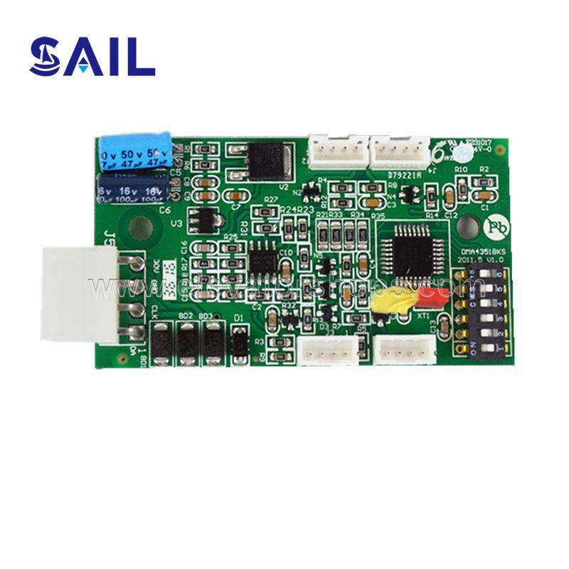 XIZI-Otis Elevator Remote Control Card RS5-B,OMA4351BKS