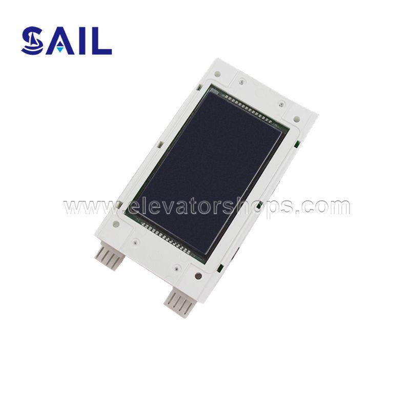 XIZI-Otis Elevator 4.3 Inch LCD Display LOP Board,STN LMBS430-V3.2.2