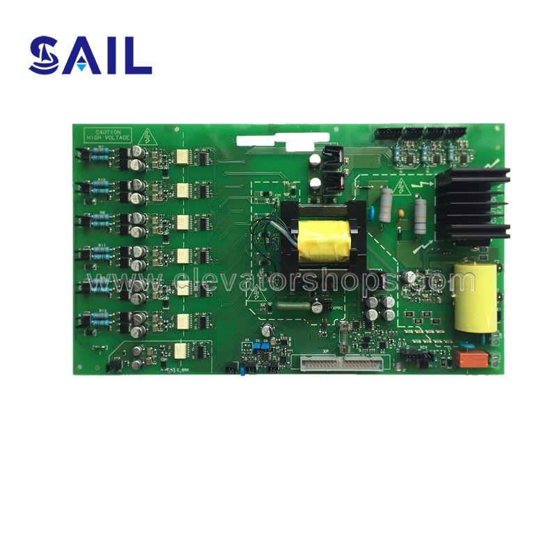 XIZI-Otis Elevator SIEI Inverter Drive Board PV33-4L-18S-400L