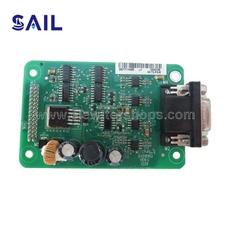 Monarch Encoder Card MCTC-PG-E