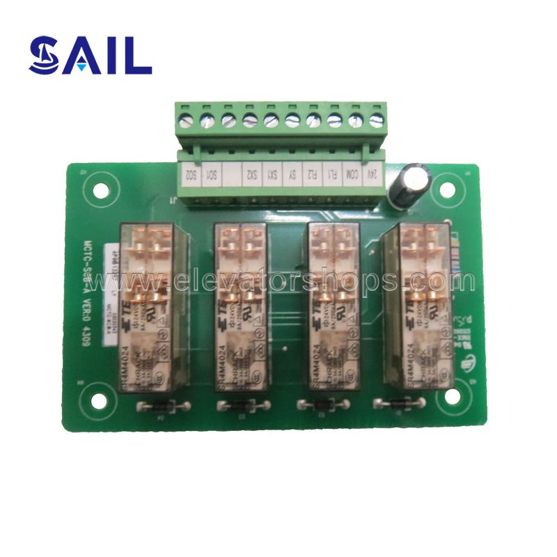 Monarch Re-Leveling Function Board ,MCTC-SCB-A