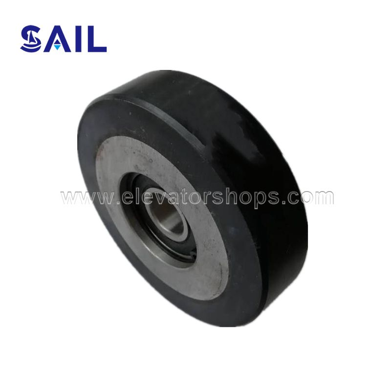 Kone Escalator Complete-Aliminum Step Roller 110*27mm-6204