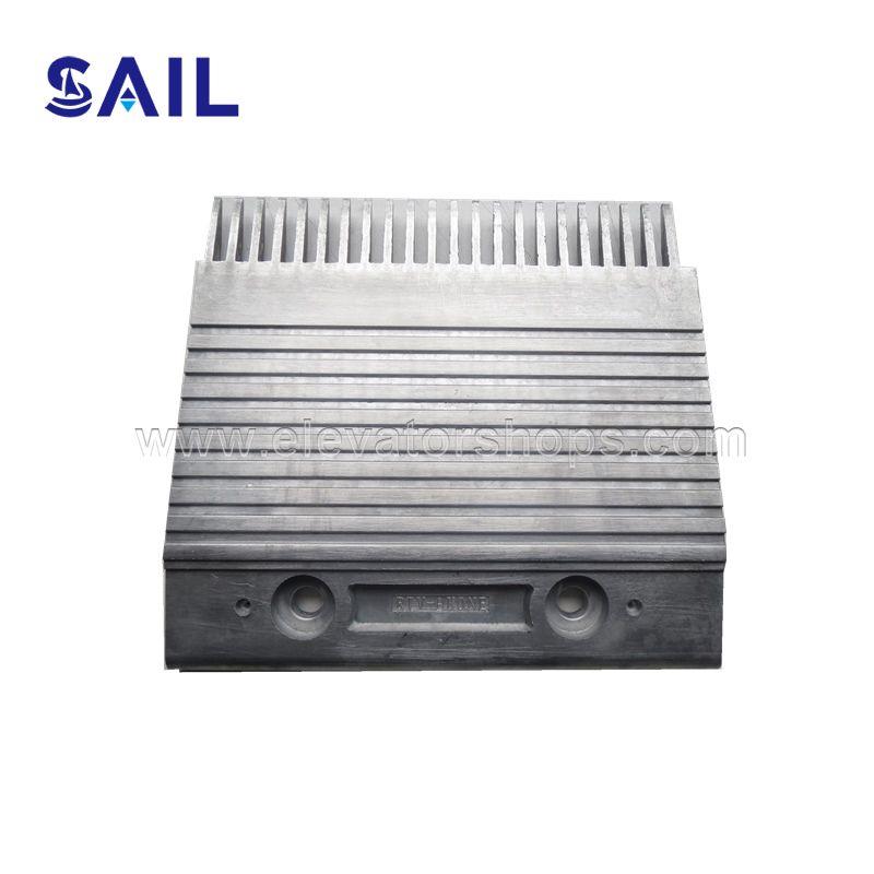 Kone Escalator Complete-Aliminum RTV Comb Plate DEE2209591
