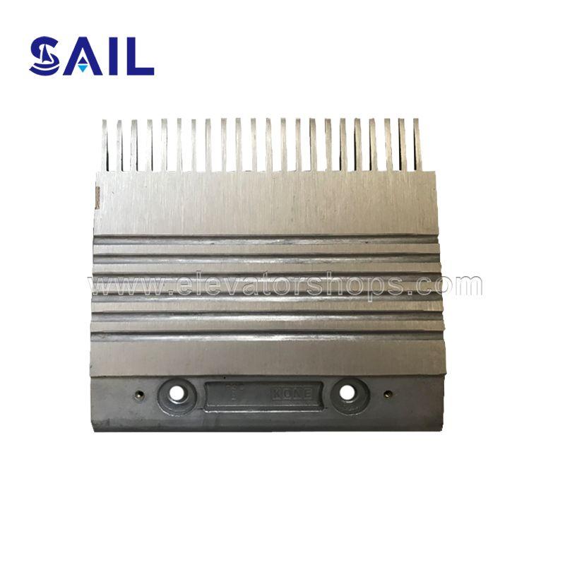 Kone Escalator Complete-Aliminum R3C Comb Plate KM5002051H01