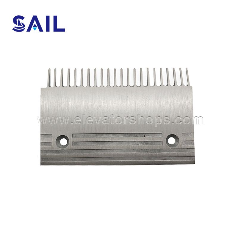 Kone Escalator Complete-Aliminum ECO3000 Comb Plate KM5130667H01