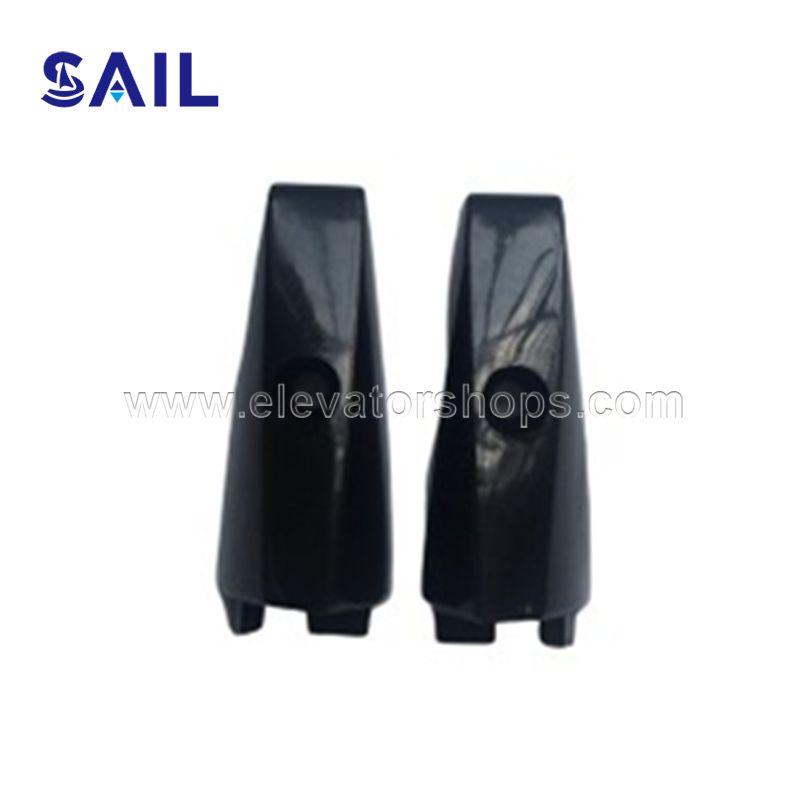 Kone End Caps for Single Row Brushes KM5062470 KM5062471