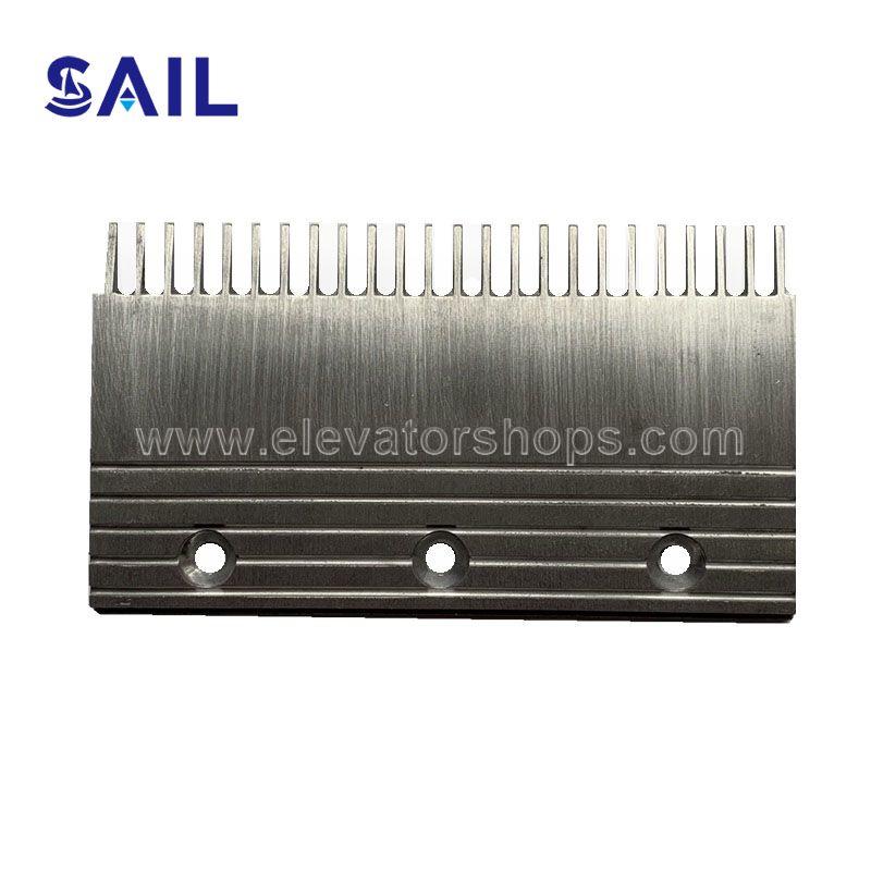 Thyssen Escalator Aluminum Comb Plate
