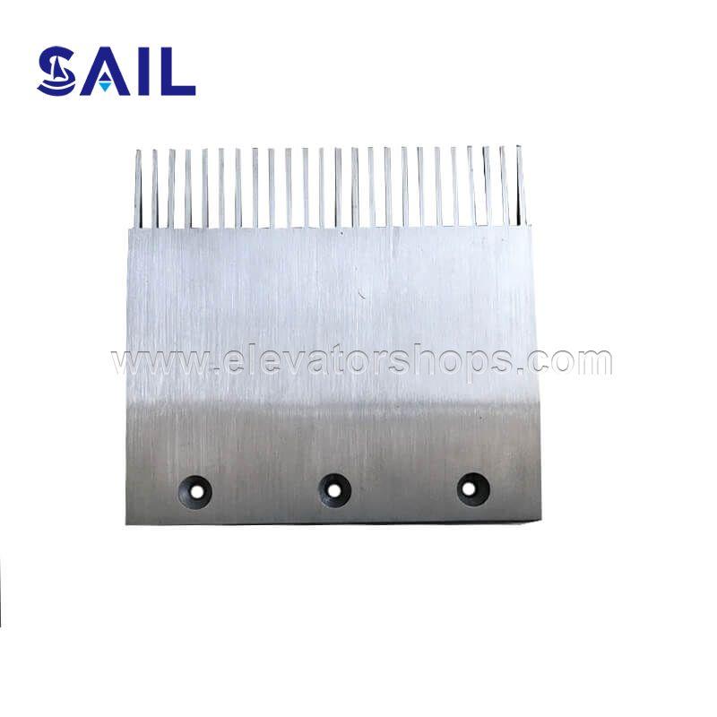 Thyssen Escalator Aluminum Comb Plate 7450080000