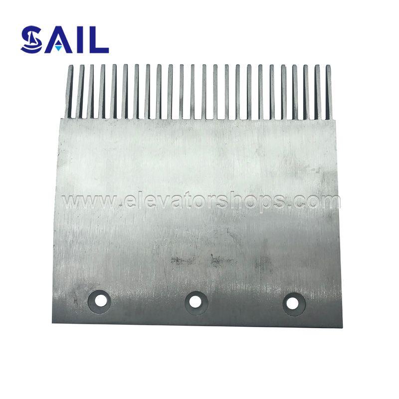 Thyssen Escalator Orinoco Travellator Aluminum Comb Plate 4090150000