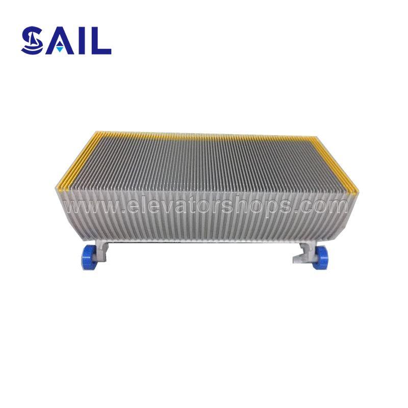 SJEC Escalator Aluminum Step 800mm