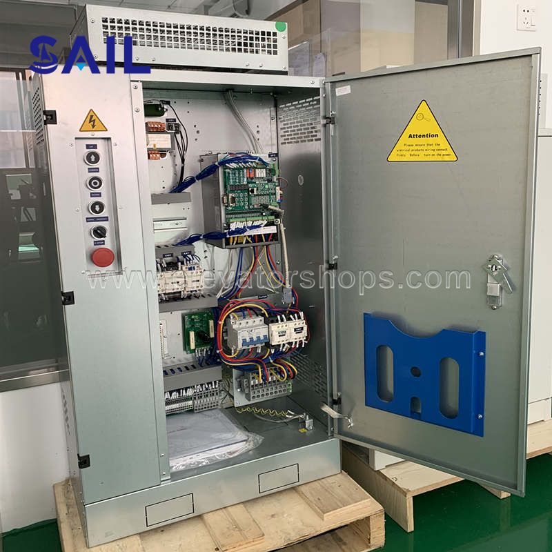 Electrical Package Step AS380 Series Controller